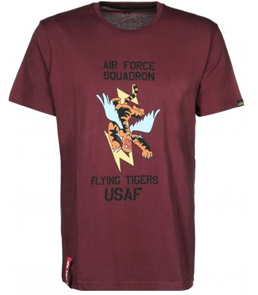 CAMISETA ALPHA FLYNG TIGER