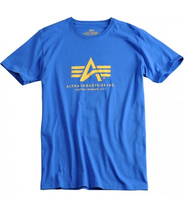 CAMISETA ALPHA PACIFIC BLUE