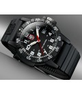 RELOJ LUMINOX SEA TURTLE 0320 44MM NEGRO