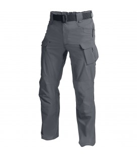 PANTALON HELICON-TEX OUTDOOR TACTICAL NYLON GRIS