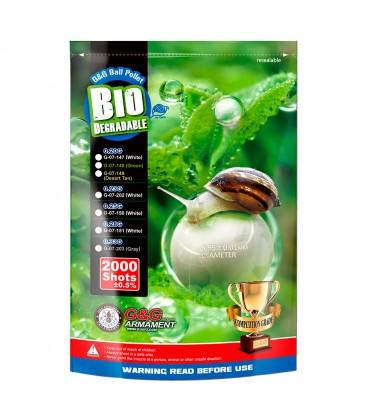 BOLAS BIO G&G 0,33g 2000bb