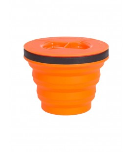 VASO PLEGABLE X-SEAL & GO S NARANJA SEA TO SUMMIT