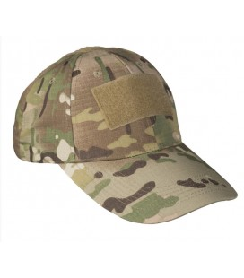 GORRA TACTICA BASEBALL MULTICAM