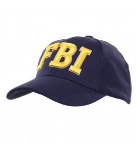 GORRA FOSTEX AZUL FBI