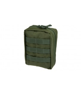 FUNDA POUCH MEDICAL VERDE DELTA TACTICS