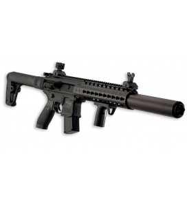SUBFUSIL SIG SAUER MCX ASP NEGRO CO2 Cal. 4,5mm