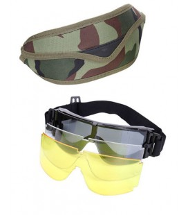 GAFAS PROTECCION X800 SET