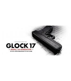 GLOCK 17 MARUI GBB AIRSOFT