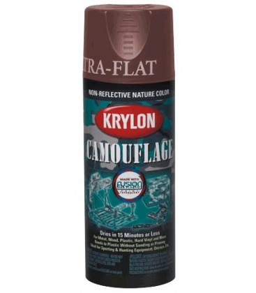SPRAY KRYLON MARRON 400ml