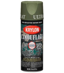 SPRAY KRYLON WOODLAND LIGHT GREEN 400ml