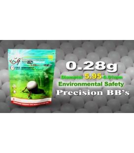 BOLAS BIO G&G 0,28g 1 Kg