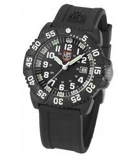 LUMINOX NAVY SEALS NEGRO GOMA