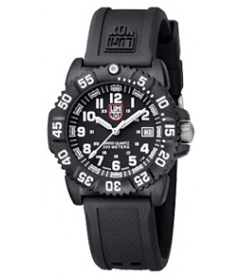 LUMINOX 38mm NAVY SEAL BLANCO
