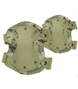SET RODILLERAS/CODERAS XX MULTICAM
