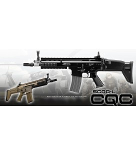 REPLICA MARUI SCAR L CQC TAN RECOIL AIR SOFT