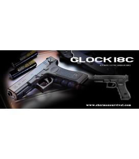 GLOCK 18C AEG MARUI 6mmBB