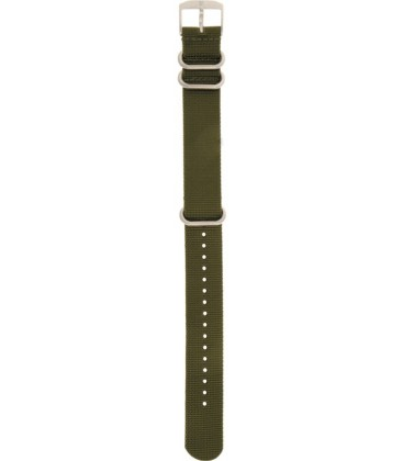 LUMINOX CORREA NATO VERDE 23mm
