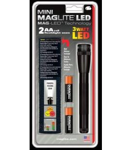 LINTERNA MAGLITE 2 AA LED 3W