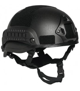 CASCO MICH 2002 ARMORED NEGRO