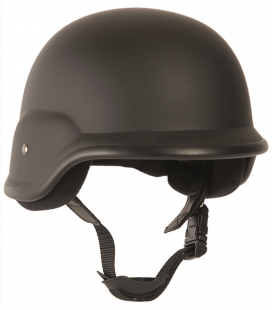 CASCO SWAT ABS NEGRO M