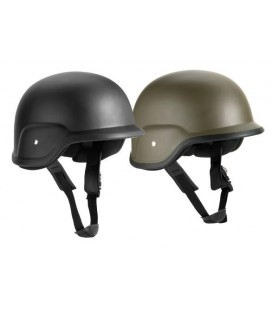 CASCO ARMY ABS VERDE M