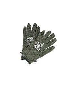GUANTES LANA US ARMY G.I.VERDE OD
