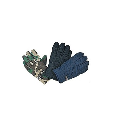 GUANTES THINSULATE NEGRO