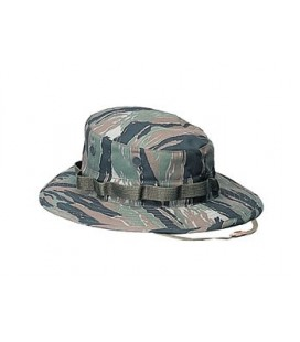 BOONIE HAT G.I. TIGER STRIPE