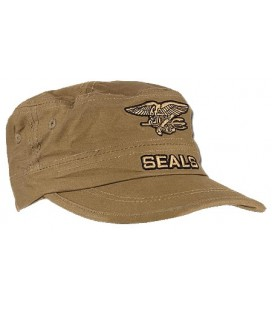 GORRA SEAL COYOTE