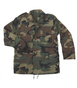 M-65 FIELD JACKET WOODLAND ALPHA