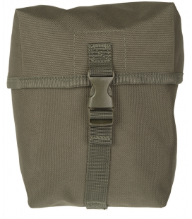 BOLSO MOLLE MEDIANO VERDE 14X9X18