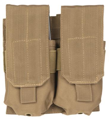 FUNDA MOLLE M4/M16 DOBLE COYOTE