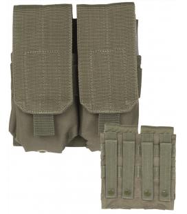 FUNDA MOLLE M4/M16 DOBLE VERDE