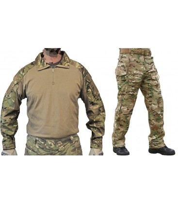 UNIFORME EMERSON G3 MULTICAM
