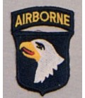 101ST AIRBORNE EAGLE PATCH