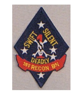 1ST RECON PATCH