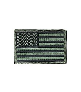 BANDERA USA SUBDUE PATCH