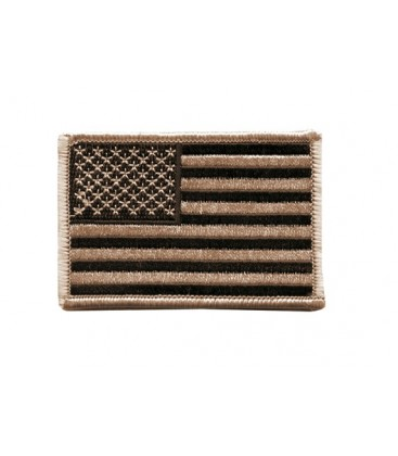BANDERA USA DESERT PATCH