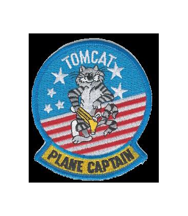 "TOMCAT PLANE CAPTAIN 3,75"""