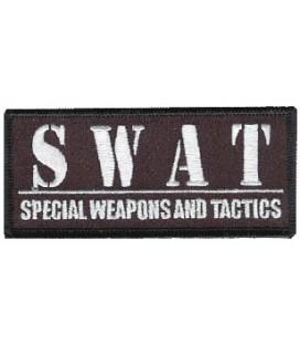 "SWAT NEGRO 4"""