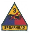 """3RD ARMORED DIV 4,25"""""""