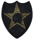 2ND INFANTRY DIVISION SUBDUED