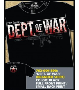 CAMISETA 7,62 DEPT OF WAR