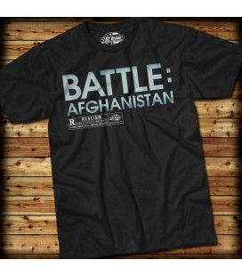 CAMISETA 7,62 BATTLE AFGANISTAN