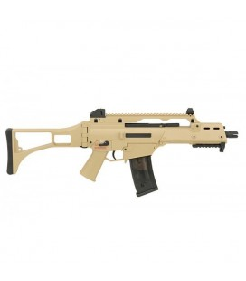GOLDEN EAGLE G36C TAN AIRSOFT