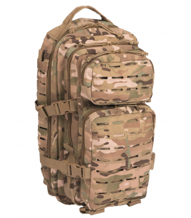 MOCHILA ASSAULT LASER MULTICAM SM