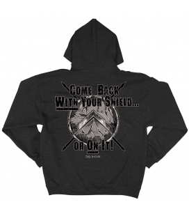 "SUDADERA 7,62 ""WITH YOUR SHIELD"""