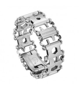 LEATHERMAN TREAD PULSERA ACERO MULTIHERRAMIENTA