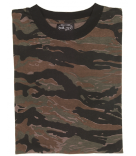 CAMISETA TIGER STRIPE MILTEC