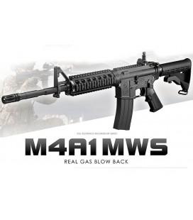 MARUI M4A1 MWS GBB AIRSOFT
